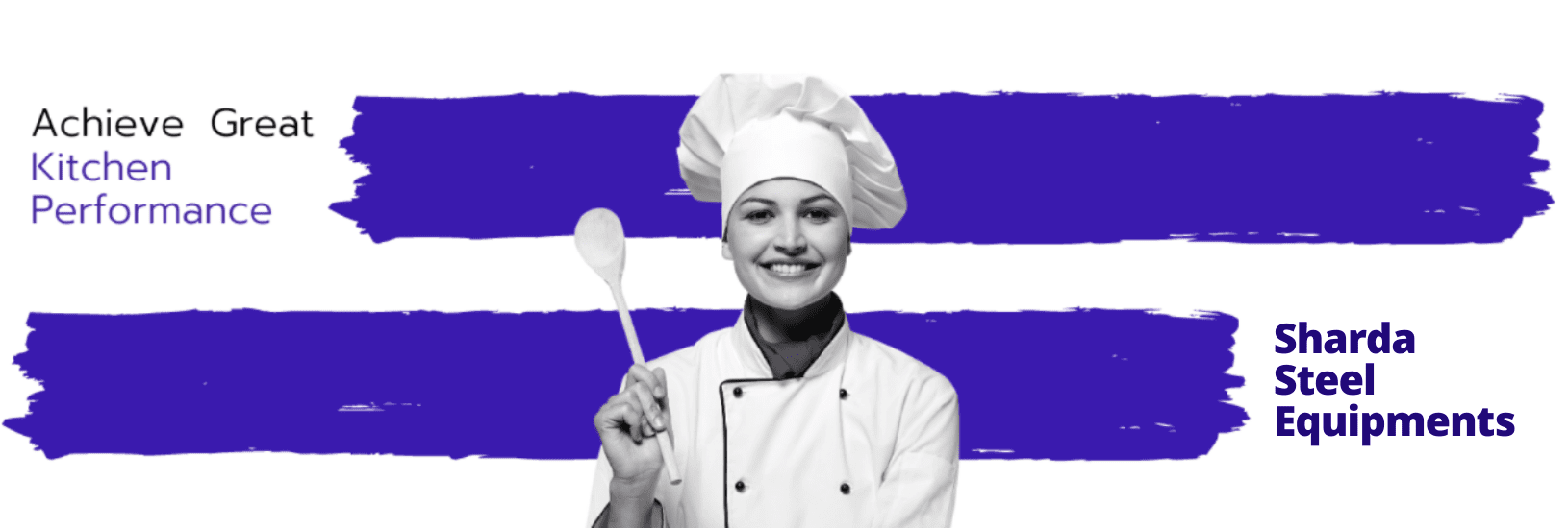 Commercial Cooking equipment Banner SSE